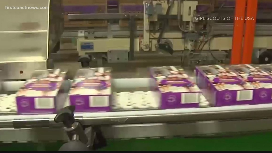 Buzz: Leftover Girl Scout cookies will be donated after sales plummet during pandemic