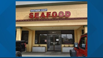 Southern Coast Seafood opens, replacing Mudville Grille in Arlington