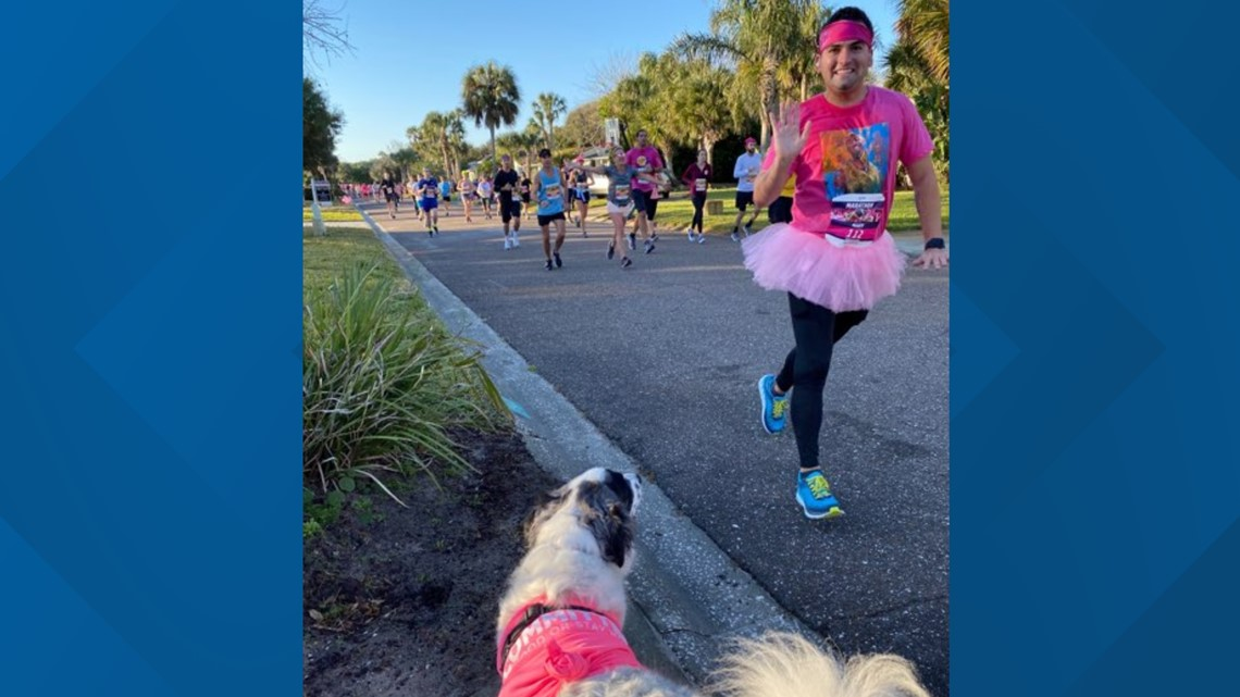 DONNA Marathon runner finds triumph after tragedy: 'It was definitely a feeling of self-accomplishment'