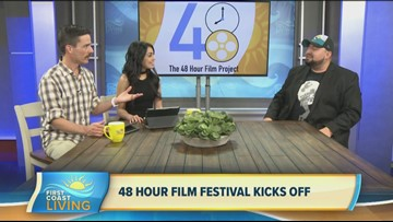 The 48 Hour Film Project hits Jacksonville this weekend! (FCL May 16th)