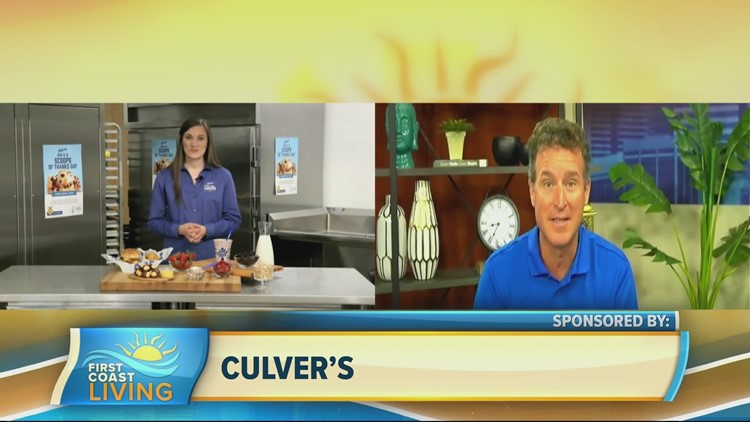 Help future farmers with a scoop of Culver's custard