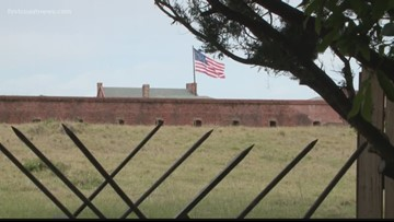 Lewis and Clark: Inside one of the biggest forts in Florida