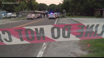 1 dead, 1 injured in shootout in NW Jacksonville
