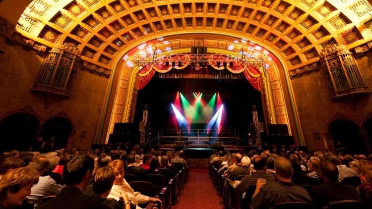 Florida Theatre announces five-year, $10 million improvement plan