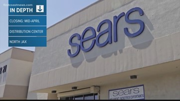 Sears shutting down distribution center in North Jax