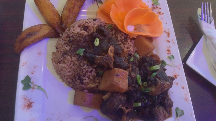 Oxtails-Irie Diner