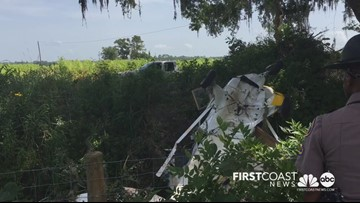 Hastings Plane Crash