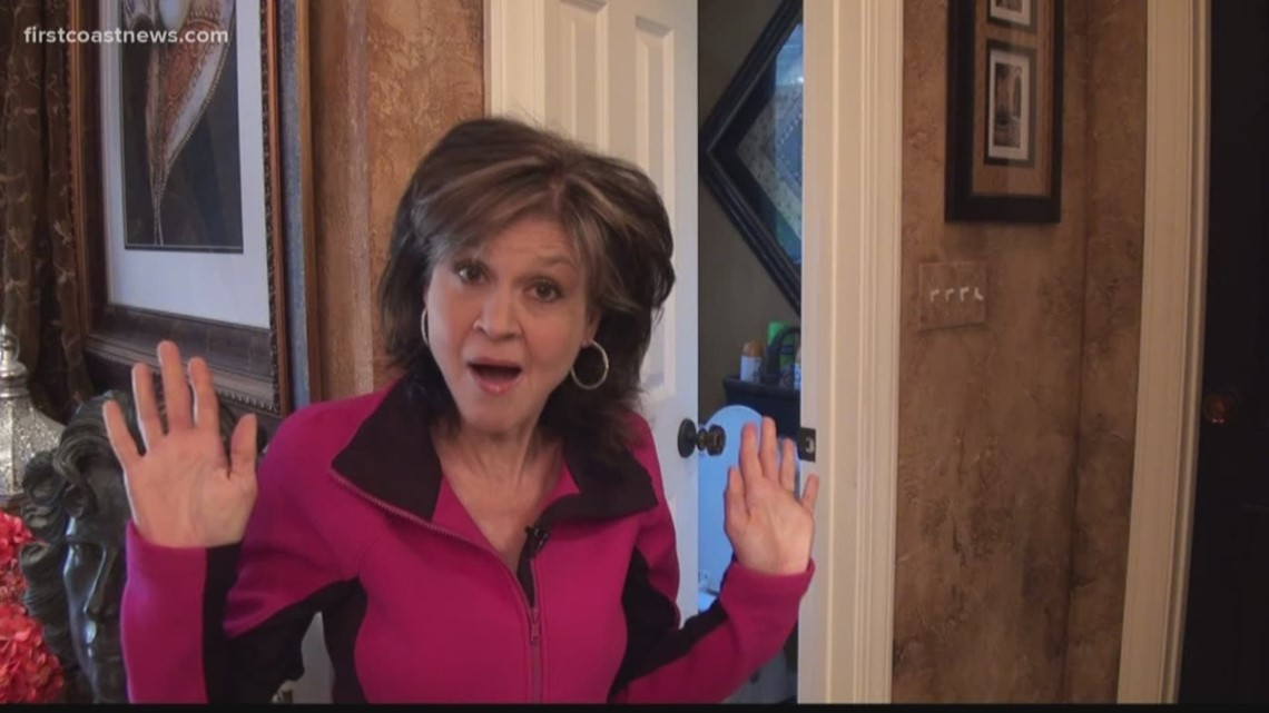 Gas Prices In Jacksonville Fl >> Why Jeannie Blaylock is glad she was stuck in the bathroom