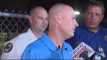 Clay superintendent: 'No gun, no immediate threat' at Oakleaf High School football game