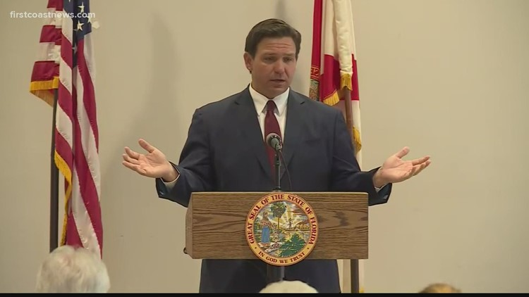 Gov. DeSantis says some police, teachers will be next in line for vaccines, some teachers concerned about age restriction