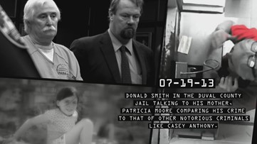 PART 1: 'This is way bigger than [Casey] Anthony': Donald Smith boasts about his rape, murder of Cherish Perrywinkle