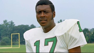 Raines High graduate Harold Carmichael selected to the Pro Football Hall of Fame