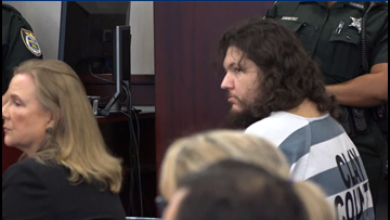 Donald Davidson in court Monday to undergo penalty phase in murder, rape case