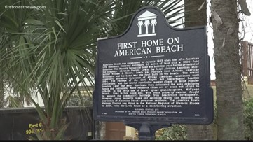 Historic American Beach home reduced to rubble in Fernandina Beach