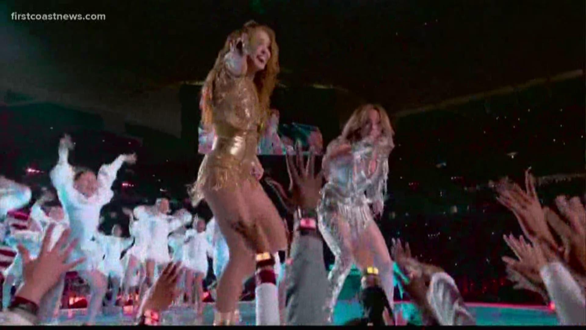 Shakira Nip Slip