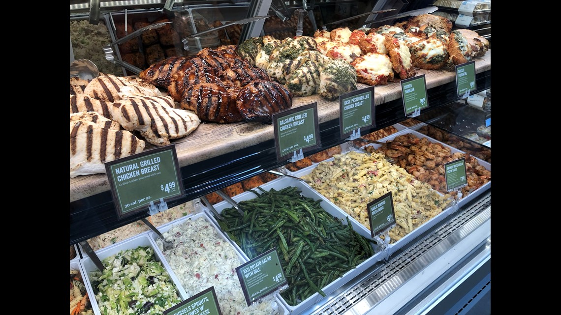 PHOTOS: A look into Sprouts Farmers Market