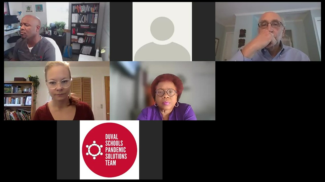 'Stand Up For All Children: A Discussion of the Long-term Effects of COVID on Children and Why We Need a Mask Mandate in Our Schools' webinar