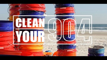 Nonprofit pledging to keep Jax Beach clean expands across the entire 904
