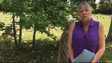 Pet cemetery owner heads to legal fight to get back her land