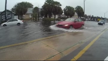 Report: Jacksonville could see 100-year floods in 30 years due to rising sea-levels