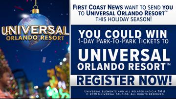 Universal Orlando Resort™ Holiday Promotion Sweepstakes