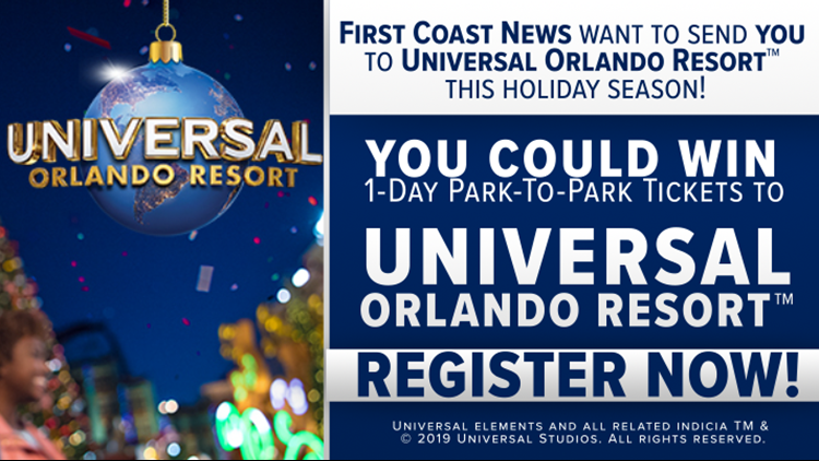 Universal Orlando Resort™ Holiday Promotion Sweepstakes