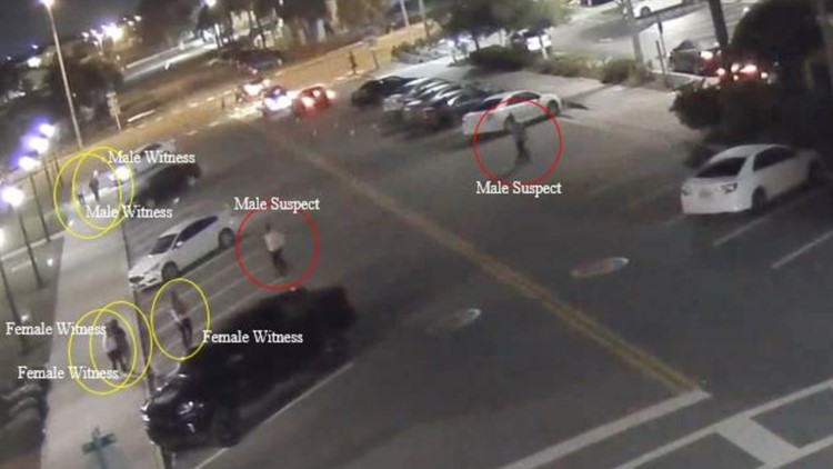 Jax Beach police looking for suspects in attempted sexual battery