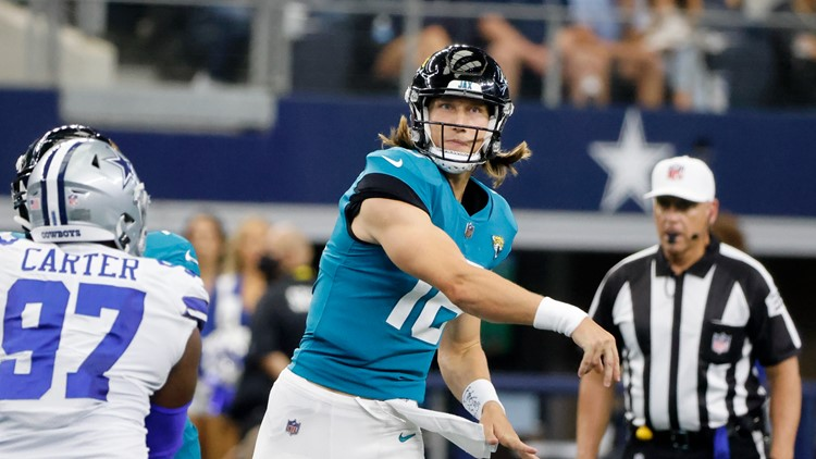 Jaguars face Texans in the first game of Urban Meyer, Trevor Lawrence era