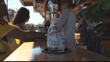 Pedal Pub franchise comes to Jacksonville