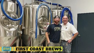 First look inside Strings Sports Brewery in Springfield