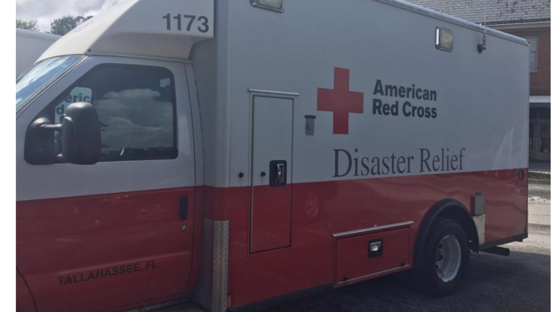Donate to Red Cross Disaster Relief, help those in need from Hurricane Ida
