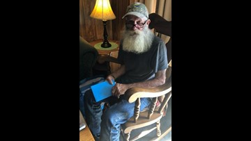 Community steps up for Mango Mike, a veteran who had been living on the streets in Jacksonville Beach