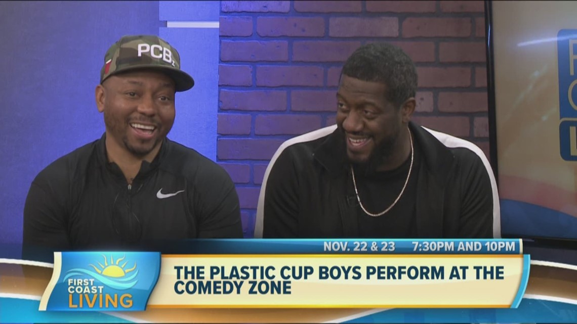 Plastic Cup Boys Perform at the Comedy Zone (FCL Nov. 22)