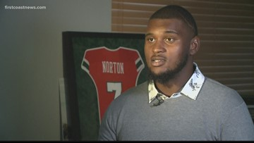 Life After Football | Trinity Christian alumn Kendrick Norton on new mission after losing arm, NFL career in car wreck