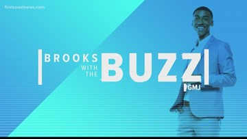 Brooks with the Buzz!