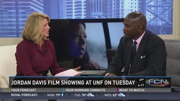 Jordan Davis film showing at UNF   firstcoastnews com