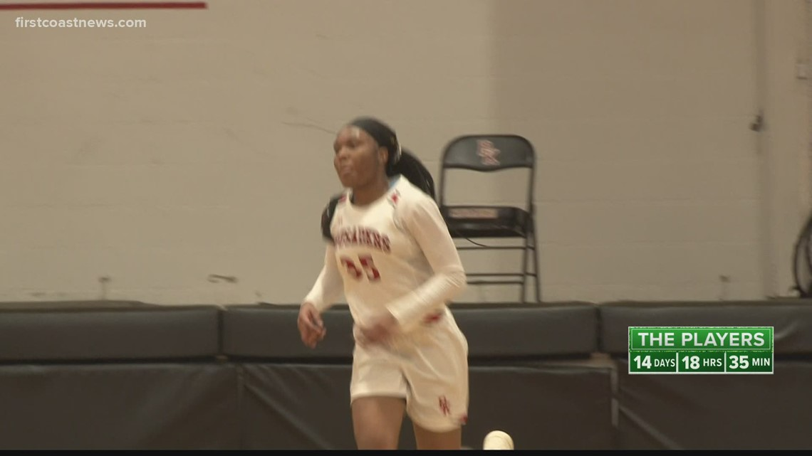 Athlete of the Week: Jamia Nesmith