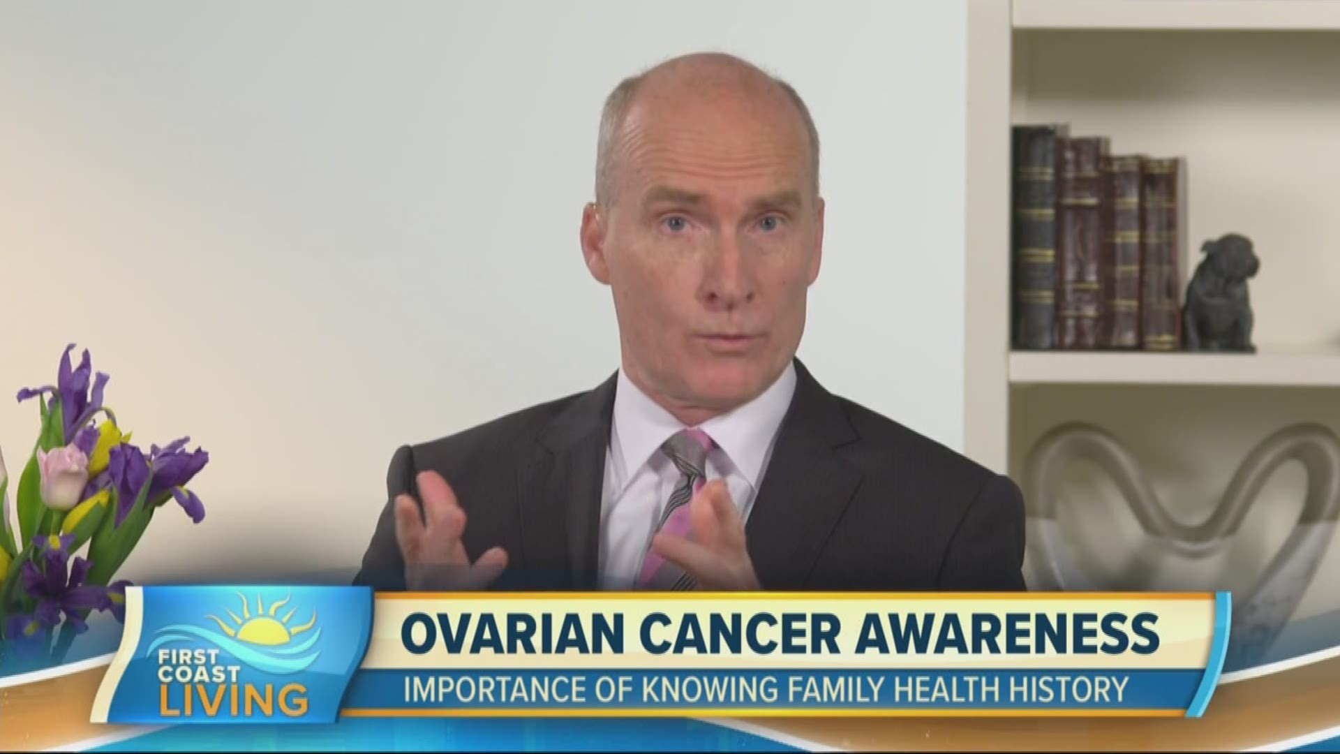 What You Should Know About Ovarian Cancer Fcl May 17 Firstcoastnews Com