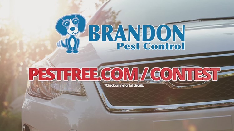 2 Year Car Lease >> Enter To Win A 2 Year Car Lease From Brandon Pest Control