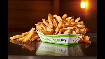 Score $1 fries from BurgerFi on National French Fry Day! 