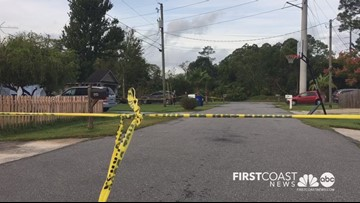 Child dies after house fire in St. Augustine