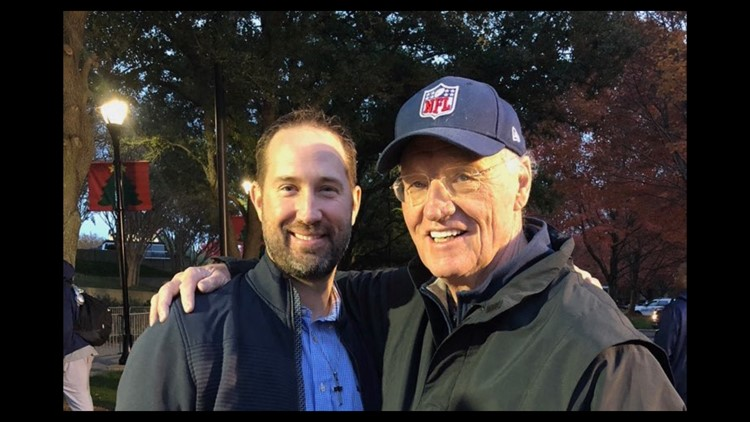 'He's with me every day:' Brian Schottenheimer honors late father, Marty, ahead of Father's Day