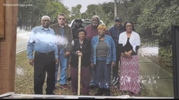 Freedom Park will memorialize local Gullah Geechee people, veterans with PTSD in Jacksonville