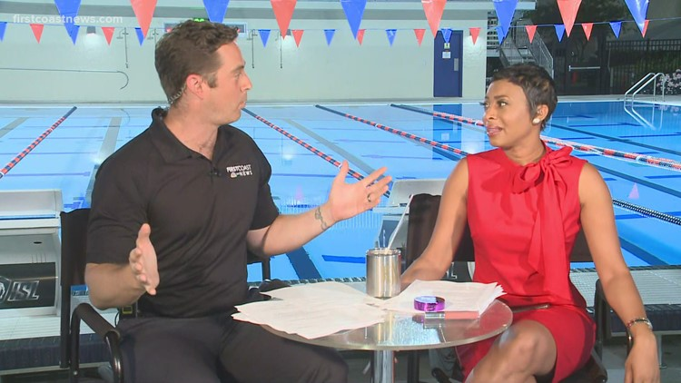This Jacksonville school is known for training future Olympians