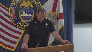 JSO officer arrested on petty theft, official misconduct charges