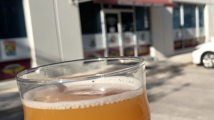Veterans United Craft Brewery releases special IPA to help prevent veteran suicide