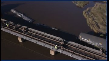 Cause of CSX train derailment remains under investigation
