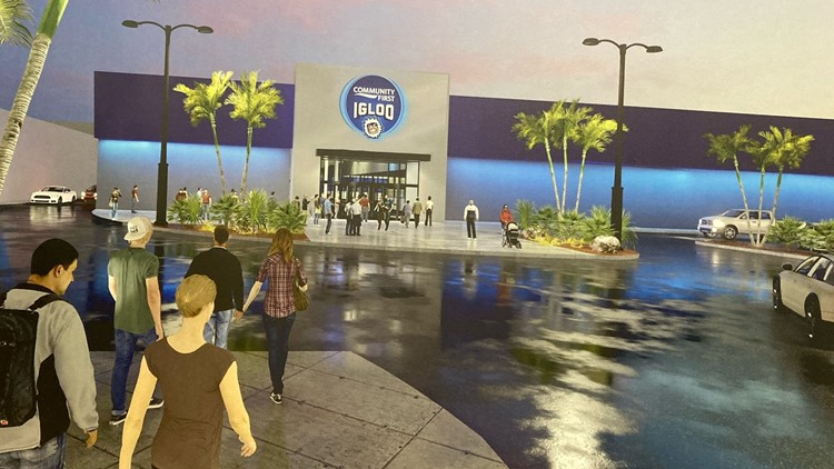Jacksonville Icemen hold groundbreaking for new 'Community First Igloo'