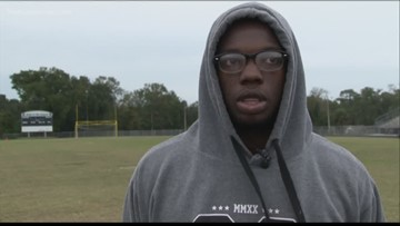 Athlete of the Week: Christian Gibson