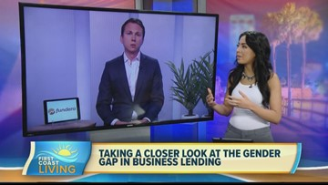 Dive into the gender gap in small business lending (FCL September 16th)